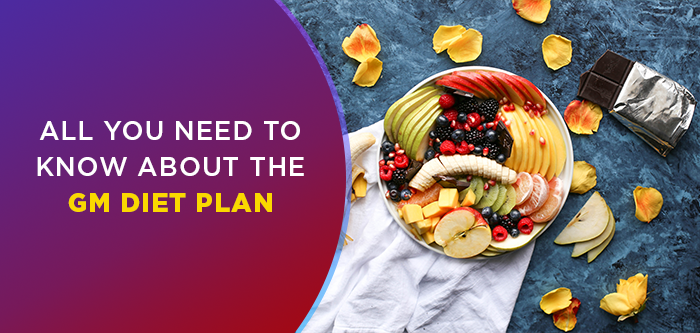 How To Lose Weight Quickly With The 7-day GM Diet Plan