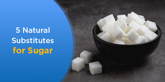 Try These 5 Sugar Alternatives