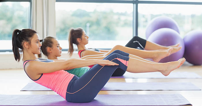 Top 5 Kickass Pilates Moves
