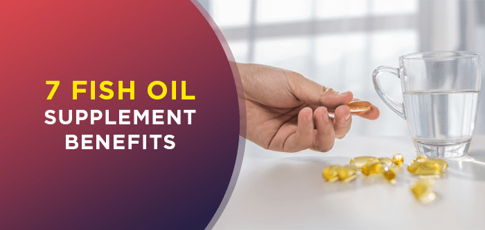 Fish Oil Supplement Benefits You Didn't Know