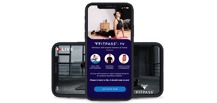 Enroll in an online fitness class