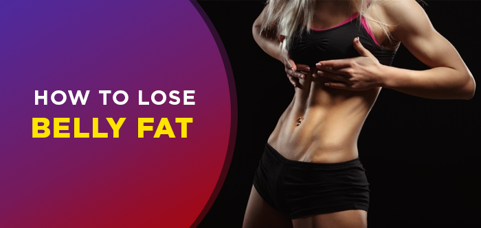 10 Easy Ways To Lose Belly Fat