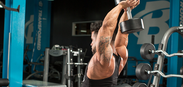 5 Basic Triceps Exercises To Add To Your Workout Routine