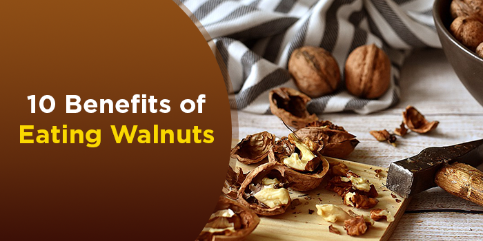10 Walnut Benefits | Reasons To Eat Walnuts Regularly