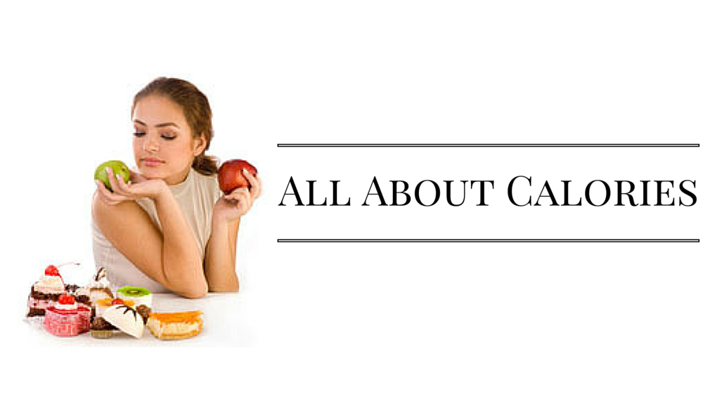 All About Calories