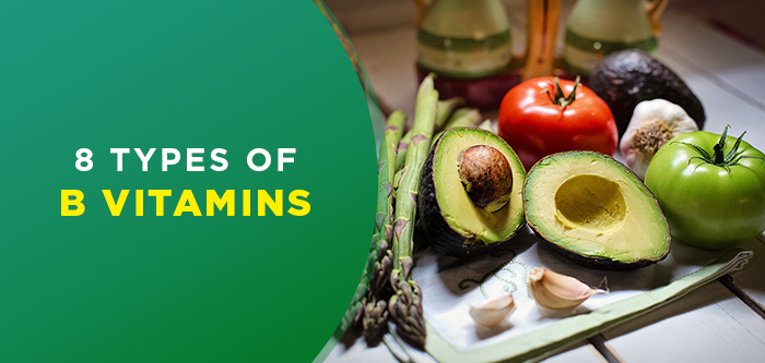 The Relation Between B Vitamins and Exercise