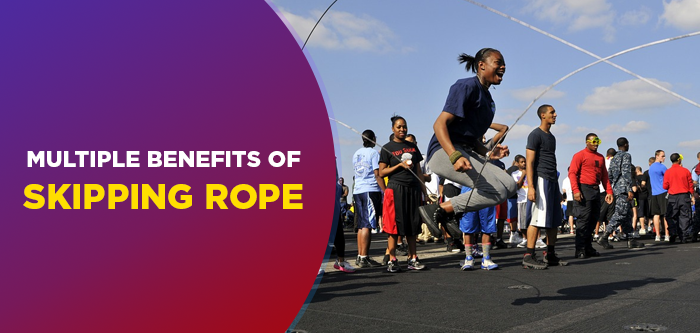 This Is Why Skipping Rope Is The Best Cardio Ever