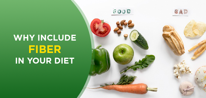 7 Reasons To Have Fiber-Rich Foods