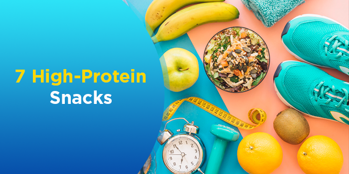 7 Simple Protein-Packed Snacks With Minimal Calories