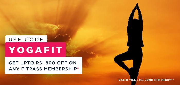 Celebrate International Yoga Day With Fitpass