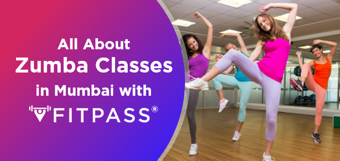 All About Zumba Classes in Mumbai with FITPASS