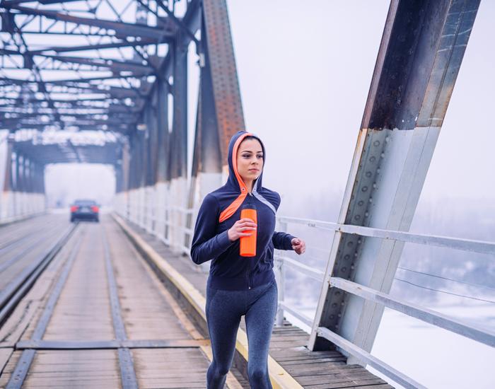 Winter Workout Motivation