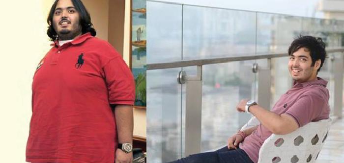 Anant Ambani's Stunning Transformation