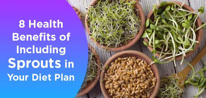 8 Health Benefits Of Including Sprouts In Your Diet Plan