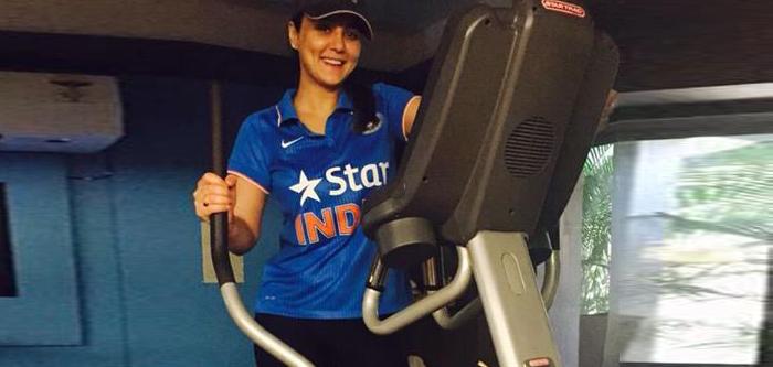 Preity Zinta – Fabulous At 43