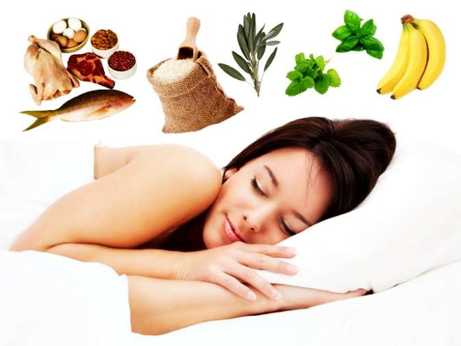 3 Natural Foods That Help You Sleep Better