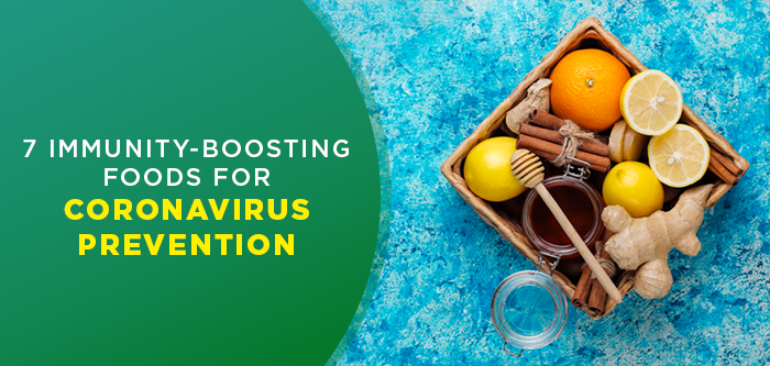 Include these Immunity-Boosting Foods in your Diet