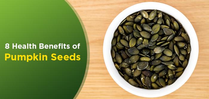 Unknown Health Benefits Of Pumpkin Seeds