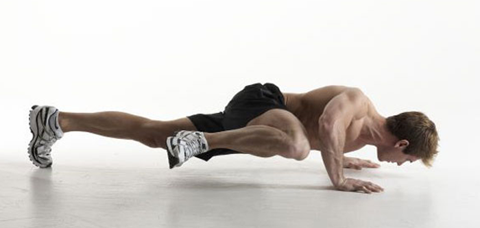 4 Effective Bodyweight Exercises To Get In Shape