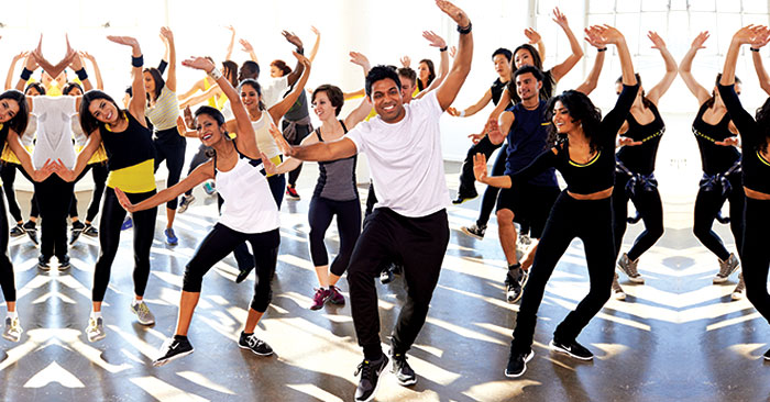 7 Workouts That Tell Us Fitness Is Fun