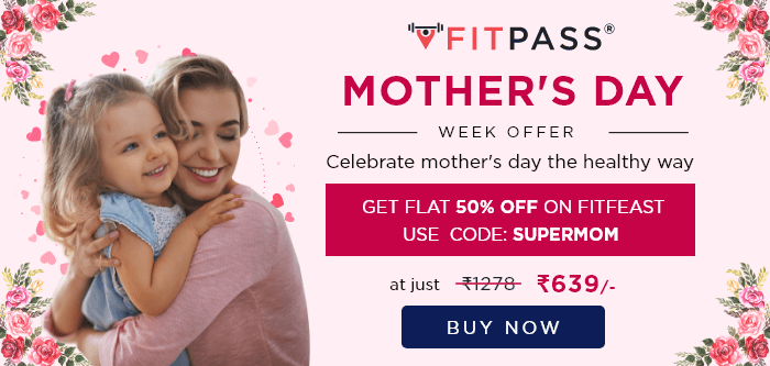 Amazing Fitpass offers for Mother's Day 2021