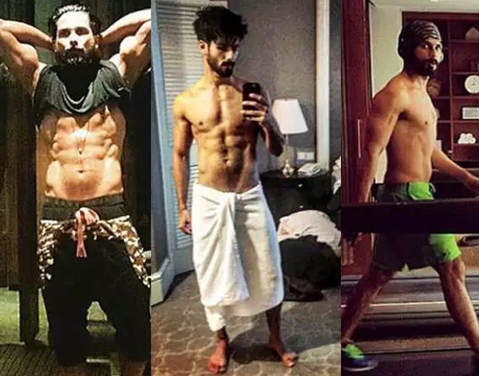 Shahid Kapoor Transforms For Kabir Singh. Know His Fitness Secrets!