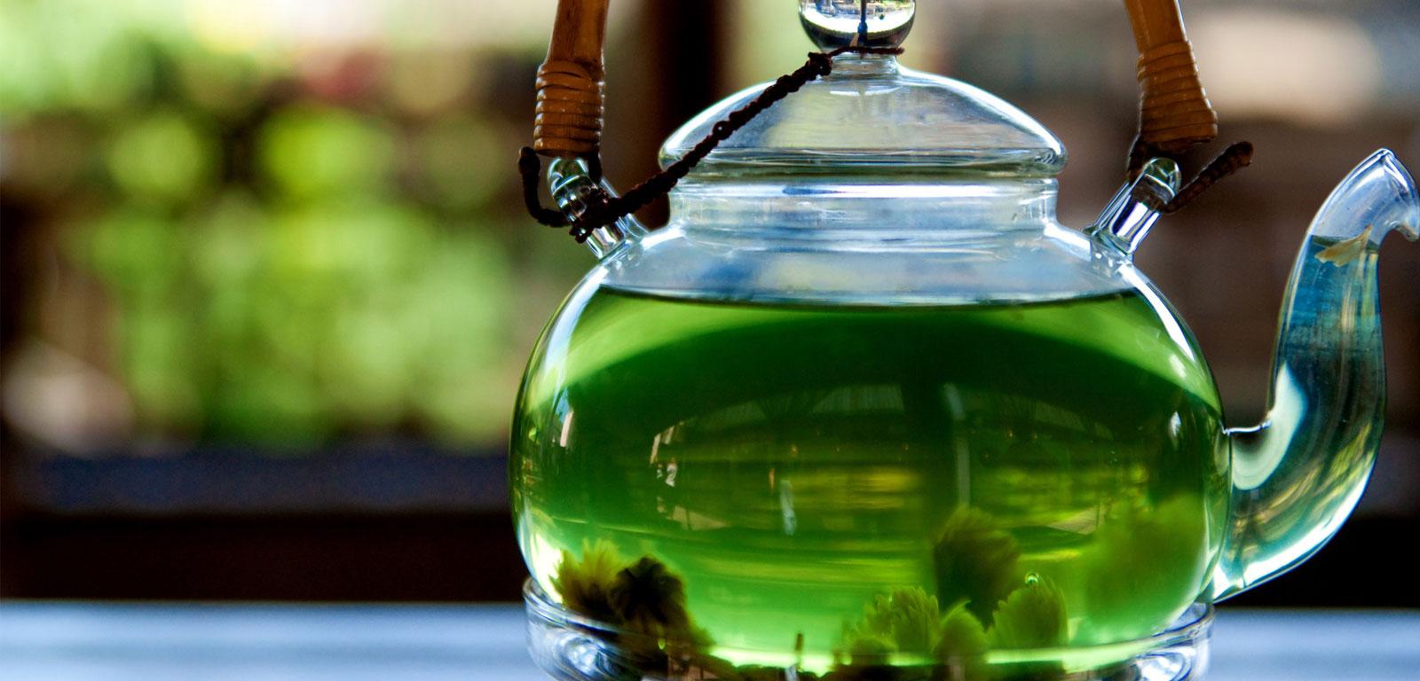 Essential Benefits Of Drinking Green Tea
