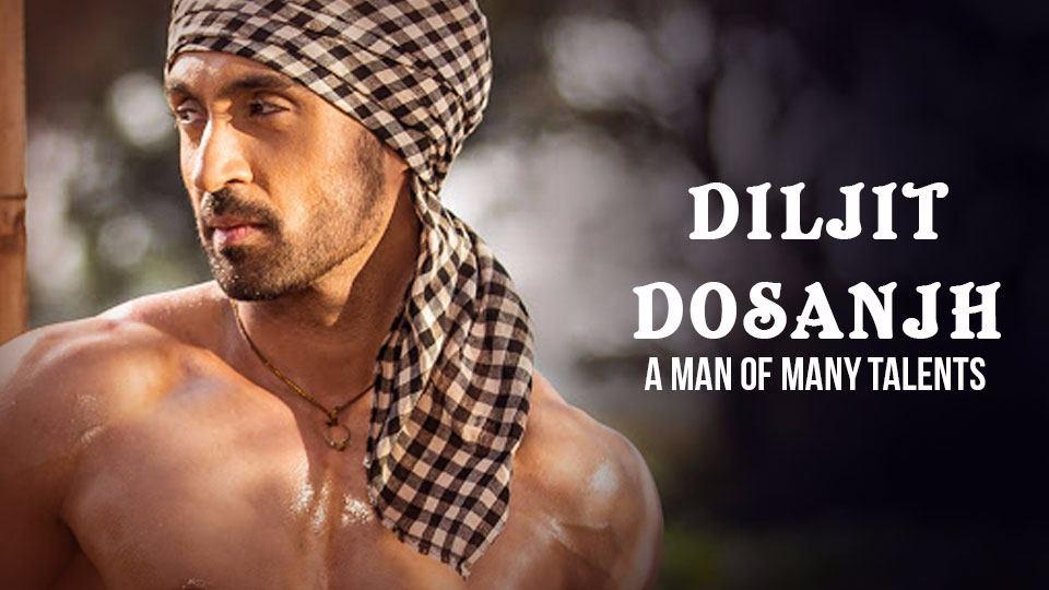 Bollywood's Soorma – Diljit Dosanjh