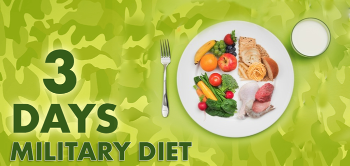 Everything You Need To Know About Military Diet