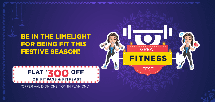 The Greatest Festive Fit Discount- Get Fit With FITPASS This Season!