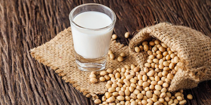 Shocking Health Benefits Of Soy Milk You Didn't Know About