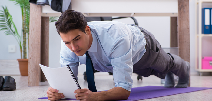 Stay Active To Dismiss The Stress Of Your Hectic Work Schedule
