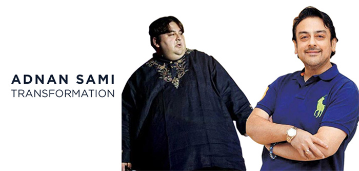 Adnan Sami – The Transformation
