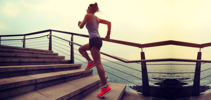 Stairway to Good Health: A Flight of Stairs can Lead You to Fitness
