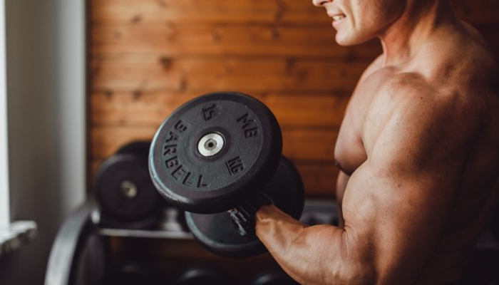 5 Essential Upper-Body Dumbbell Exercises