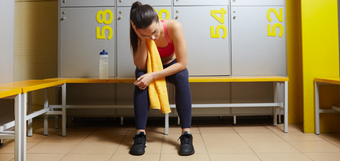 10 Common Symptoms of Overtraining