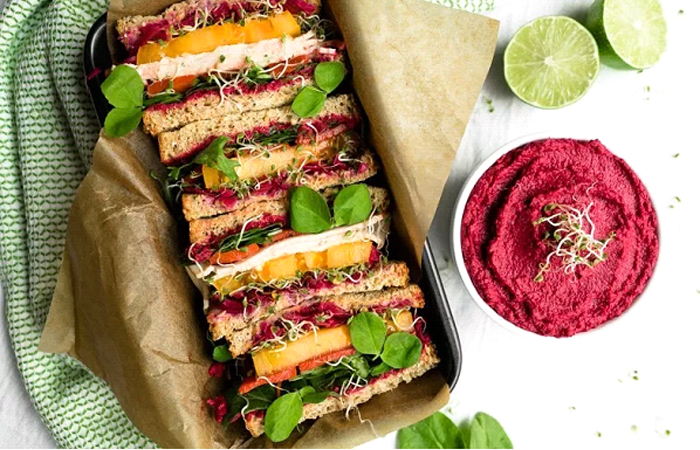 The 5 Healthy Sandwiches Your Tummy Will Thank You For!