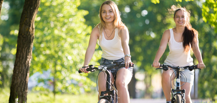 Spend This Summer Cycling