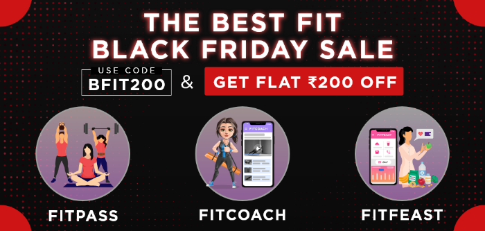 The Best Fit Black Friday Sale | Find Your Fitness with FITPASS