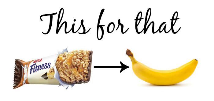 Healthy Food Swaps To Slash Calories