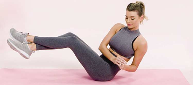 Shape Up Your Core With The Flawless 30 Day Abs Challenge