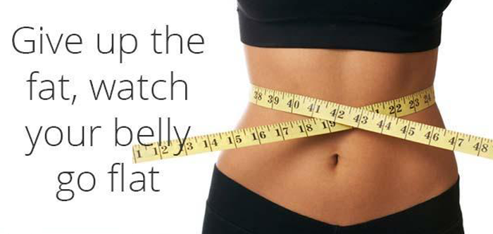 9 CHANGES YOU CAN ADOPT TO REDUCE BELLY FAT