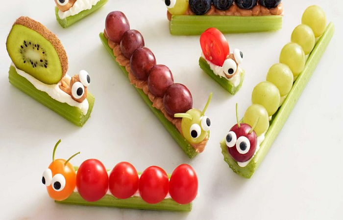 13 Easy Homemade Healthy Snacks For Kids