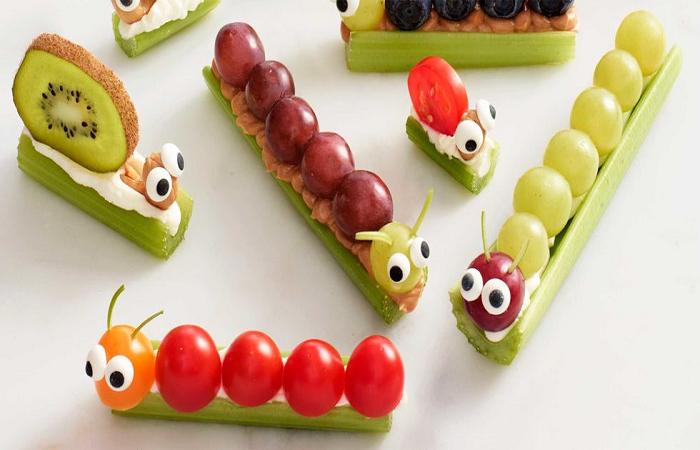 13 Easy Homemade Healthy Snacks For Kids