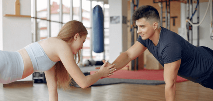 Valentine's Day 2020 | Why you should Workout with your Partner