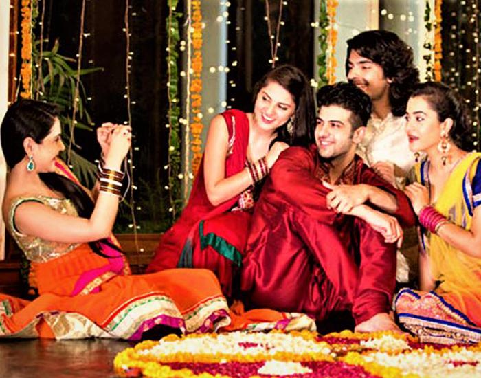 Enjoy the Navratri Festival