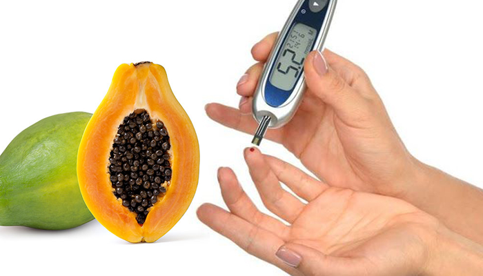 Papaya-is-Beneficial-for-diabetic-patients