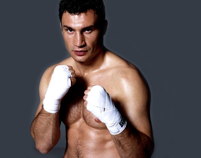 Vitali Volodymyrovych Klychko - Boxer