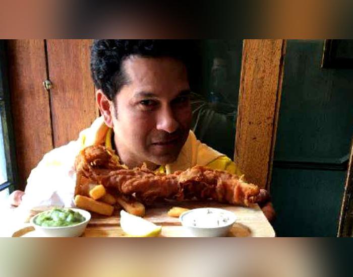Diet Of Sachin Tendulkar