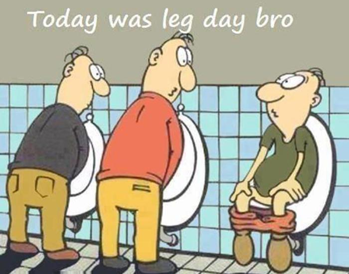 Leg Day Workout